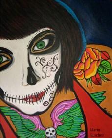 New Painting - Loca