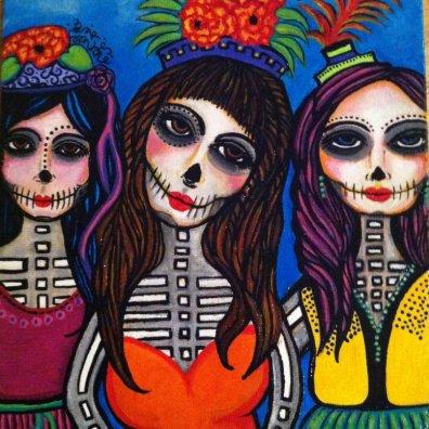 Las Tres Catri...