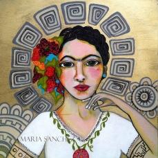 Golden Frida II
